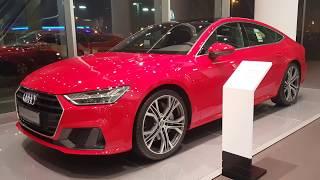 2019 Audi A7 review (Urdu)