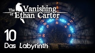 The Vanishing of Ethan Carter [10] [Das Labyrinth] [Redux] [Let's Play Gameplay Deutsch German HD] thumbnail