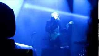 - M - Chedid Il/Le film intro concert Luxembourg Rockhal Esch 07 Nov 2013