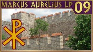 Total War: Attila - Eastern Roman Empire & History - Ep. 9 (When Alans Attack)