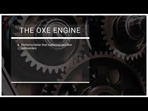OXE Diesel Marine Engine -  10.75% p.a. for 3 years