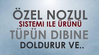 RENAS TAM OTOMATİK ULTRASONİK TÜP DOLUM VA KAPATMA MAKİNASI