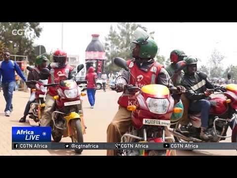 Rwanda continues successful
