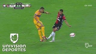 Baixar ROJA Ravel Morrison por falta sobre Juninho | Atlas vs Tigres