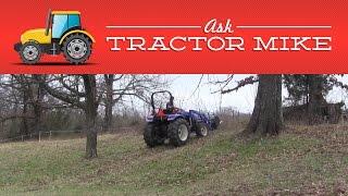 The Danger of Tractors on Hills