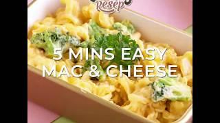 Cassava Pasta Mac & Cheese - Ladang Lima