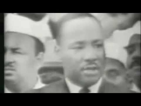 Martin Luther King Jr.-I Have A Dream Speech-Set to Music
