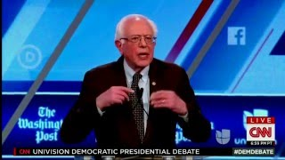 Univision Democratic Debate | The Best Line Was...