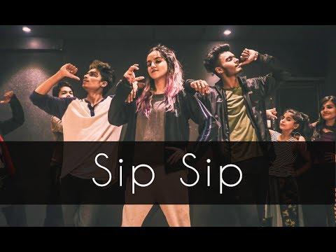 SIP SIP   Jasmine Sandlas   One Take   Tejas Dhoke Choreography   Dancefit Live