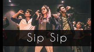 SIP SIP | Jasmine Sandlas | One Take | Tejas Dhoke Choreography | Dancefit Live