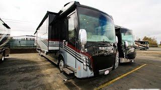 2017 Winnebago Grand Tour 45 RL Luxury D...