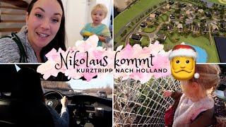 Ich überrasche meinen Bruder in Holland | Nikolaus kommt |VLOG |Kathis Daily Life