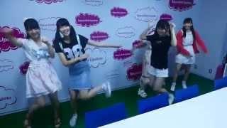 Tokyo Girls' Updateさんを訪問した際のライブ動画です。 神宿(かみや...