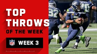 Top Throws from Week 3 | NFL 2020 Highlights