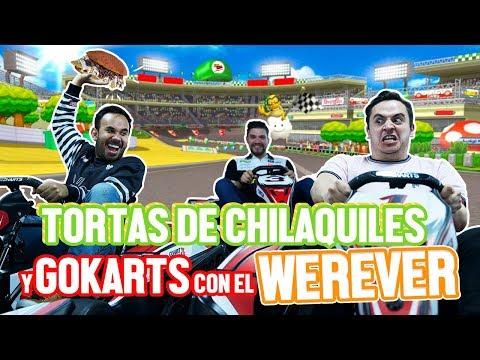 TORTA DE CHILAQUILES Y WEREVER - ÑAMÑAM (Episodio 82)