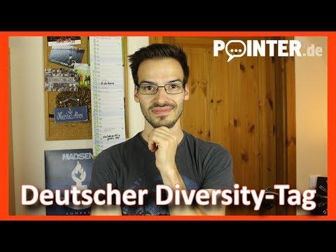 Patrick vloggt - Der 5. Deutsche Diversity-Tag