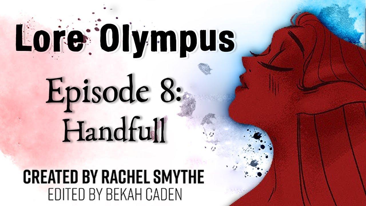 Download 〖 Lore Olympus Episode 8; Handfull 〗Webtoon Comic Dub