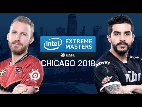 CS:GO - FaZe vs. mibr [Cache] Map 1 - Group A UB Ro2 - IEM Chicago 2018