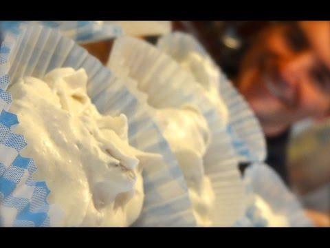 Divinity: No-Bake nougat-like meringue treats