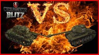 Wot Blitz. Т-150 ПРОТИВ КВ-1С!(Я в ВК - http://vk.com/id218753932., 2016-05-05T13:34:49.000Z)