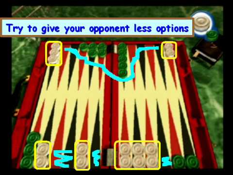 Backgammon Tips & Strategies