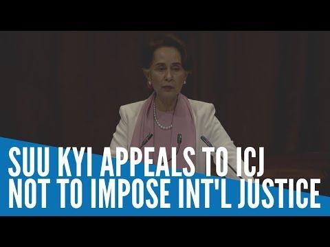 Suu Kyi appeals