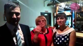 Отзыв с банкета по случаю Венчания 15 ноября 2015