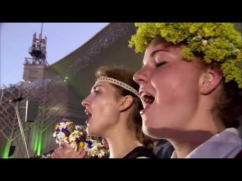 A Choral Nation Latvian