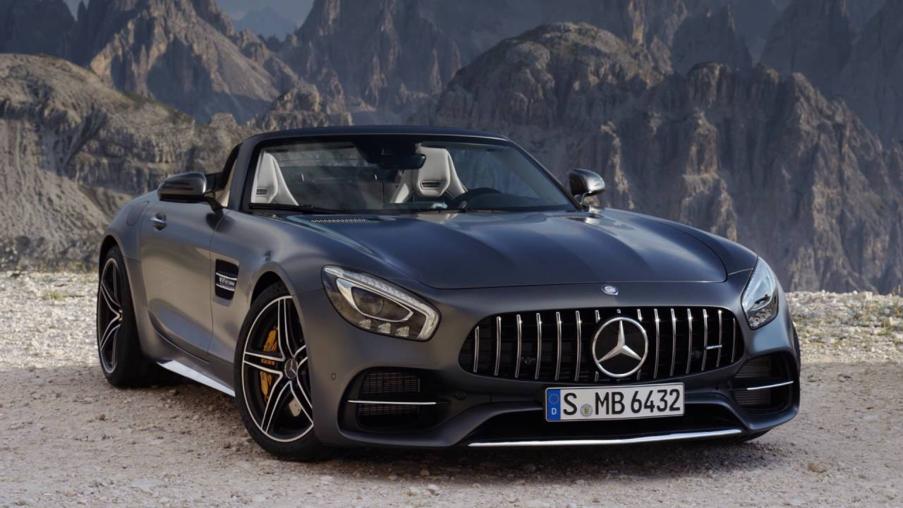 mercedes amg gt c roadster mercedes amg gt roadster trailer automototv youtube. Black Bedroom Furniture Sets. Home Design Ideas