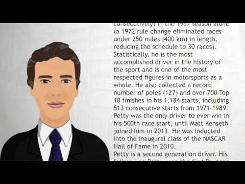 Richard Petty - Wiki Videos