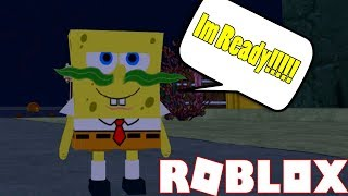 Becoming Spongebob in Roblox   Spongebob Movie Adventure Obby DX   iBeMaine
