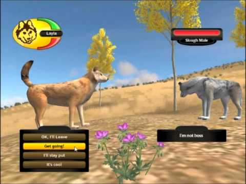 WolfQuest: How to get a mate