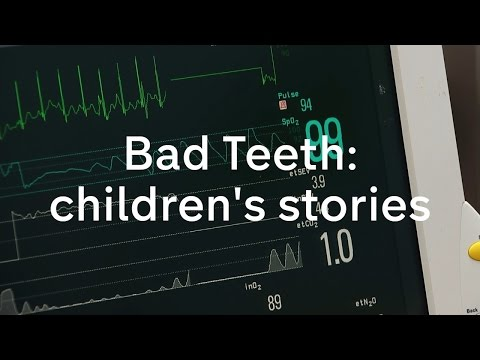 Bad Teeth: children's stories