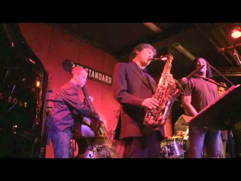 Tim Ries - Stones World Live @ The Jazz Standard - Baby Break It Down