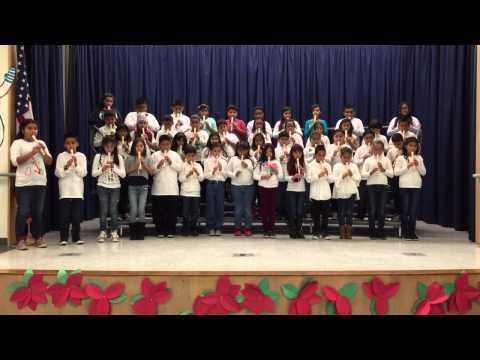 Huntington Park Elementary School 4th Grade Recorders
