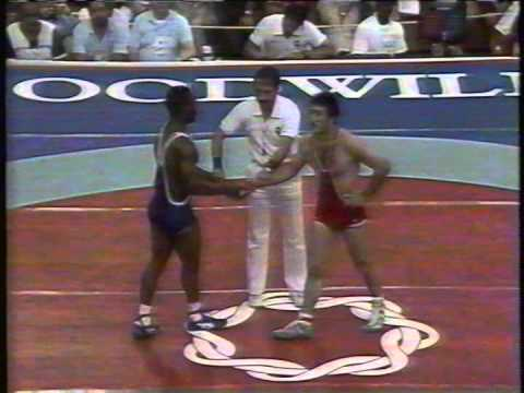 Goodwill Games Wrestling USA vs USSR 1990
