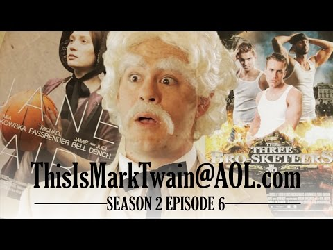 HOW TO SELL YOUR SCREENPLAY TO STUDIOS!?  ThisIsMarkTwain@aol.com  Season 2 Ep 6