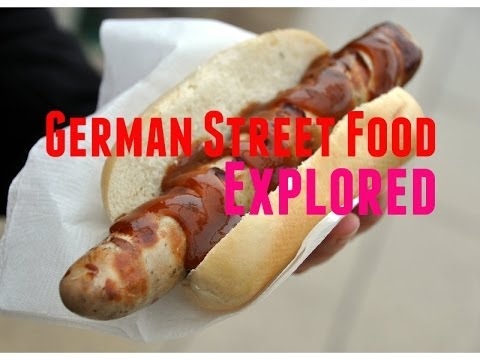 German Travel Documentary: Explore the Street Food Culture of Germany, A Nation Defined by Food.