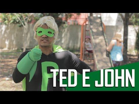 TED E JOHN – E SE POLÍTICOS FOSSEM SUPER HERÓIS – (Canal ixi)