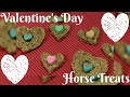 DIY: Valentine's Day Horse/Dog Treats!