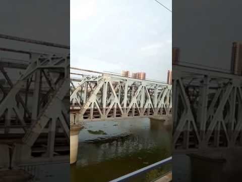 China High Speed Train ride Guangzhou to Shenzhen