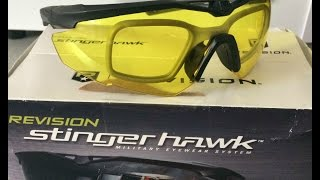 Revision Stingerhawk Military Eyewear System | Prescription