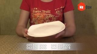 Тарелка обеденная Wilmax 25,5 см. (WL-991002)(Более детальную информацию об этом этом товаре вы можете узнать перейдя по ссылке http://mrdom.com.ua/stolovaya-posuda/stolovyy-..., 2014-10-25T07:44:59.000Z)
