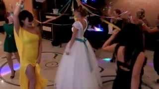 Оригинальный розыгрыш букета невесты от праздничного агентство