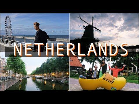 THE NETHERLANDS: Amsterdam, The Hague, Rotterdam, Utrecht & Zaanse Schans | WEEKEND TRIP