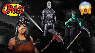 🔥One of the Rarest Accounts in Fortnite 😱 /\ Ghoul Trooper, Skull Trooper, Renegade Raider, ...