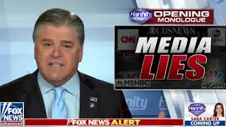 Sean Hannity on the Media Blame Game