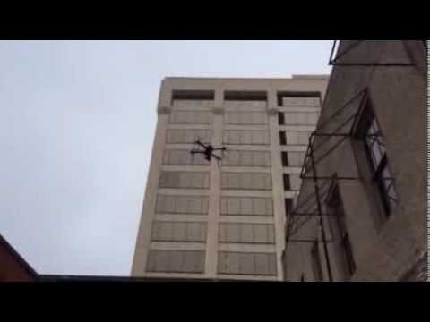 SXSW 2014: Ted Rall Drone Video