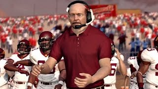 NCAA Football 13 - SECRET Dynasty Coach! How to Build and Master the KICK ASS OFFENSE