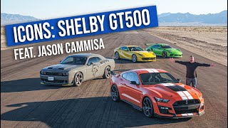 2020 Ford Mustang Shelby GT500 — Jason Cammisa on the Icons [UHD 4K]
